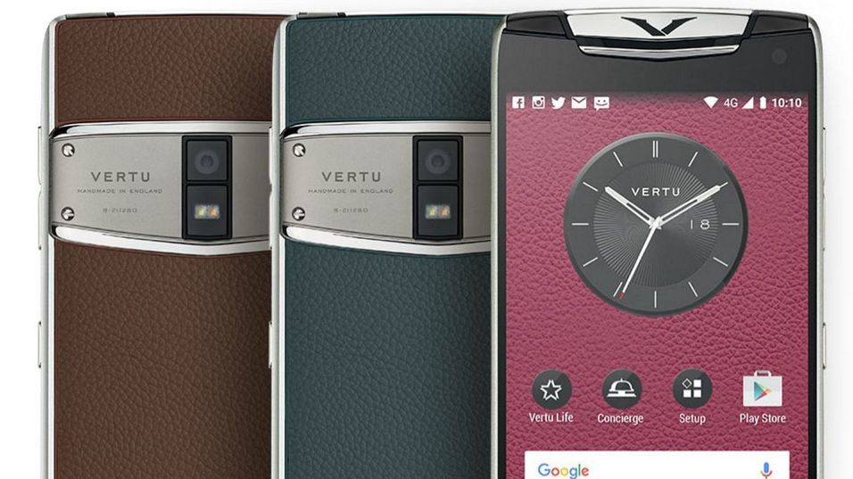 Vertu Constellation.