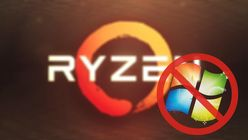 Du må ha Windows 10 for å utnytte AMDs Ryzen-prosessorer