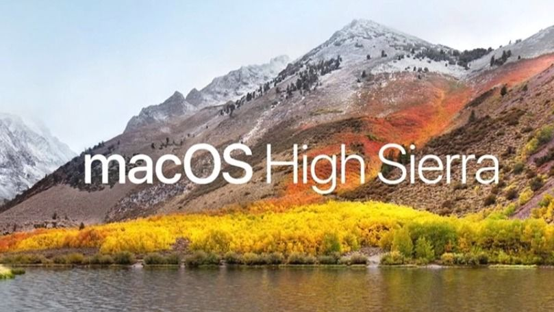 MacOS High Sierra er Apples nye operativsystem for Mac.