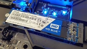 Western Digital WD Blue SSD 250GB M.2