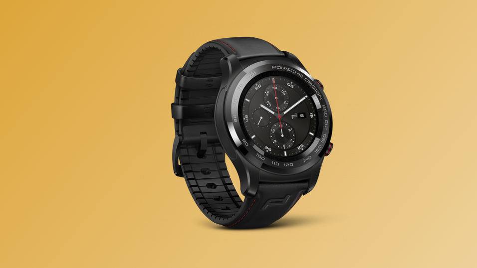 Porsche Design Huawei Watch 2.