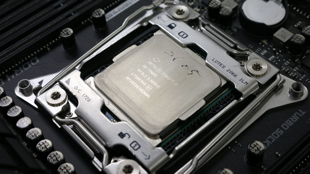 TEST: Intel Core i9-7900X