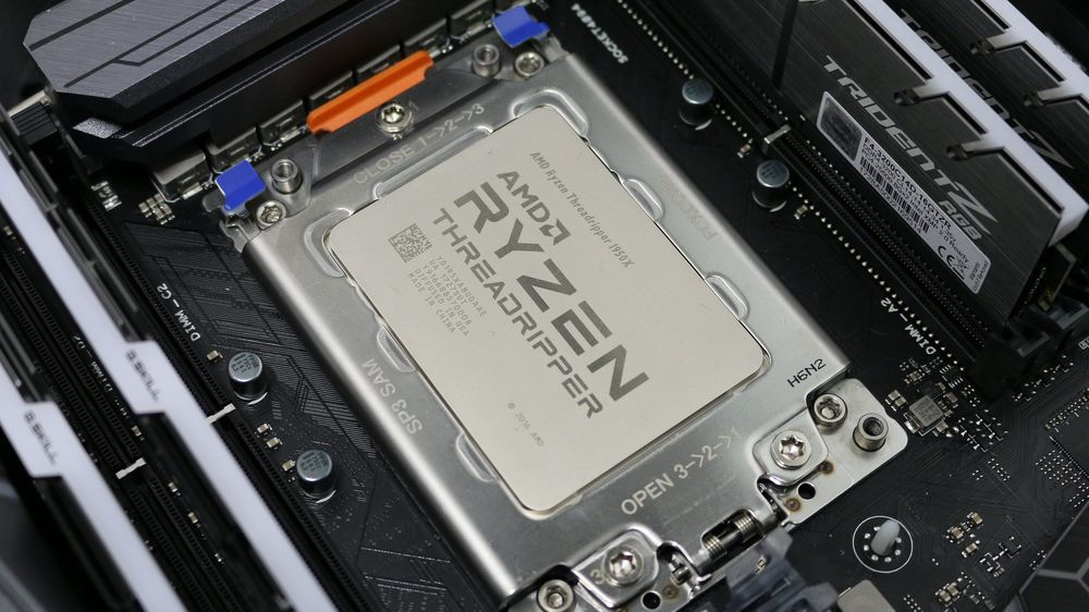 TEST: AMD Ryzen Threadripper 1950X og 1920X