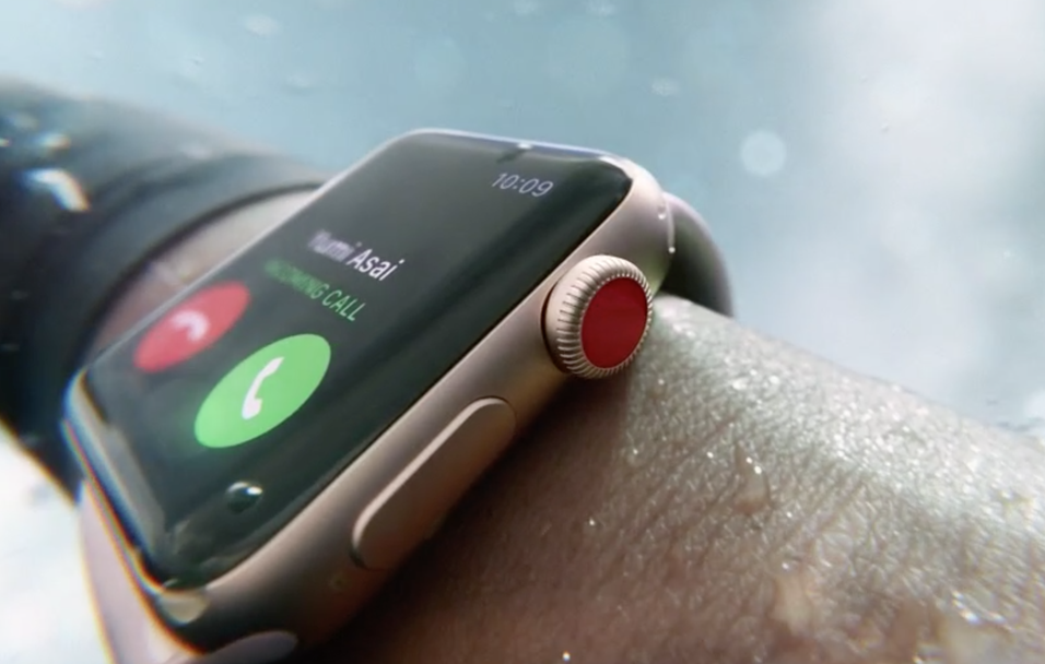 Ny Apple Watch lansert