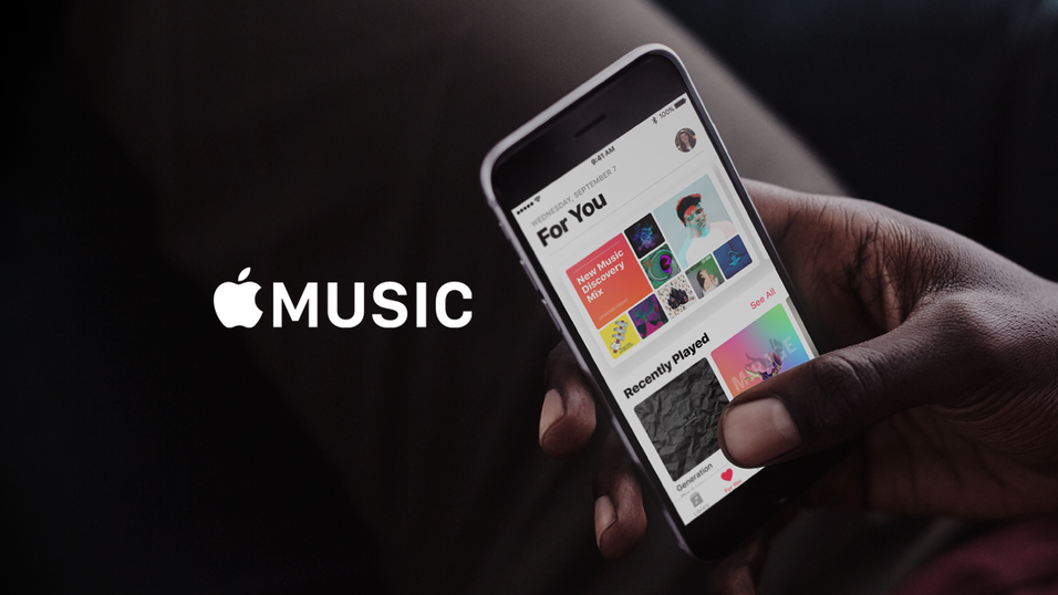 Apple Music har nådd stor milepæl