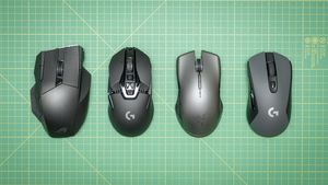Logitech G403 Prodigy Wireless Mouse