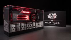 Nvidia slipper Star Wars-utgaver av Titan Xp