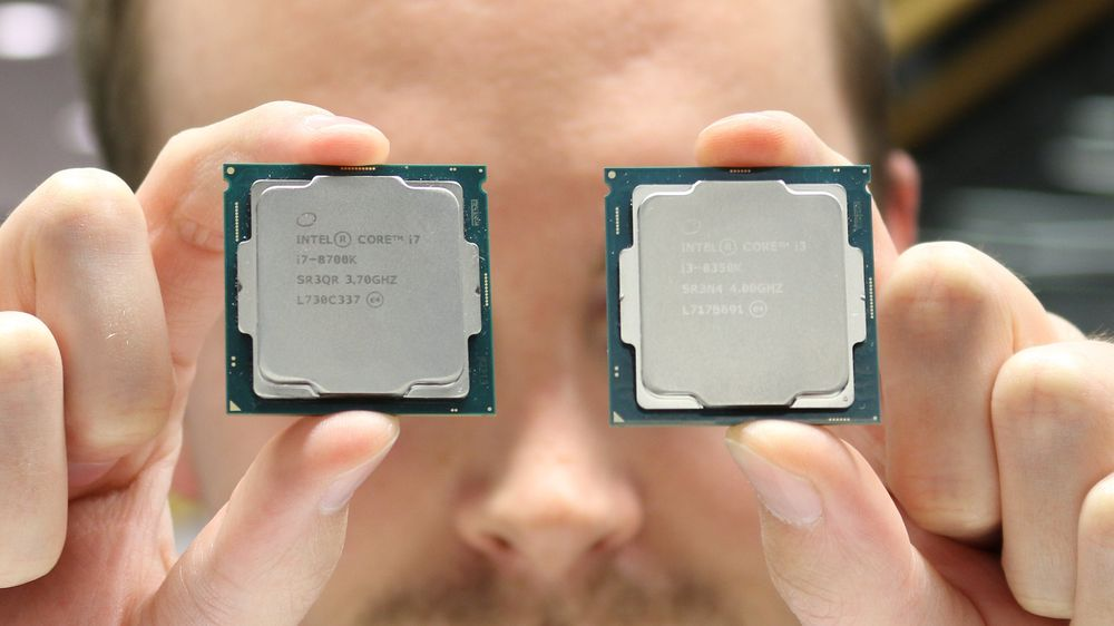 TEST: Intel Core i7-8700K og Core i3-8350K
