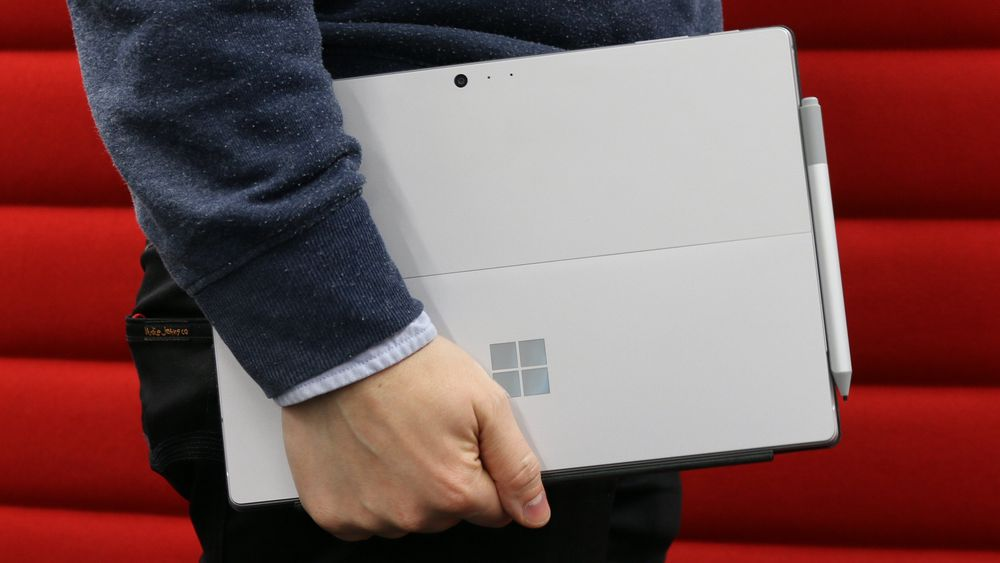 TEST: Nye Microsoft Surface Pro med LTE Advanced
