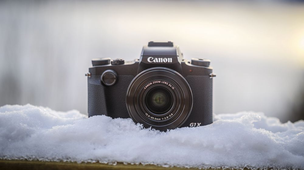 TEST: Canon G1 X III