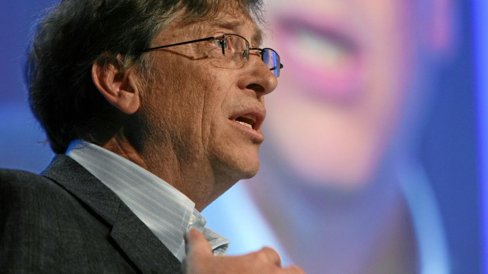 Bill Gates er kritisk til kryptovaluta.