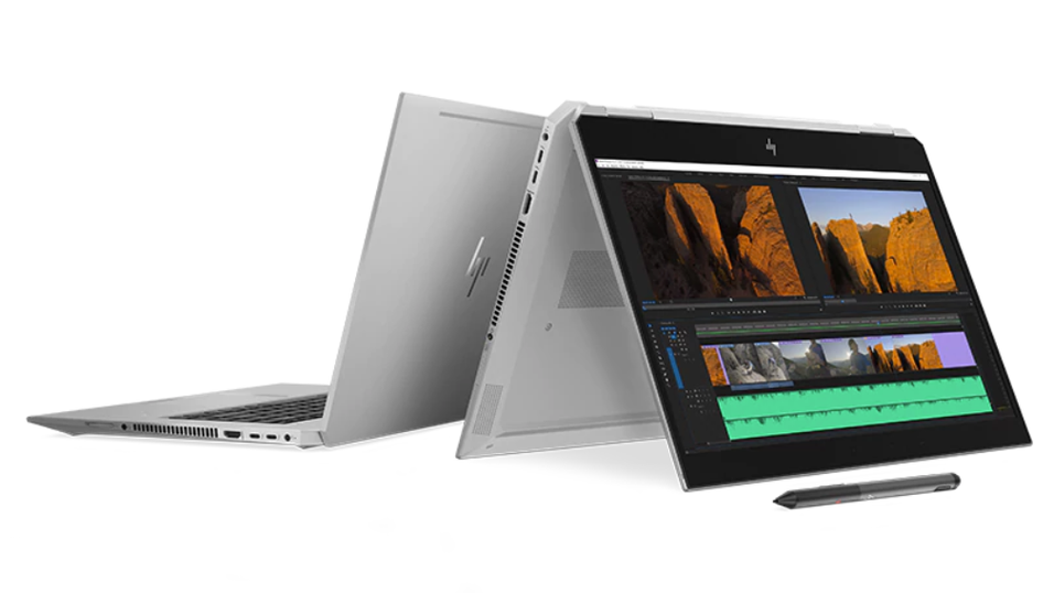 HP ZBook Studio x360 G5.