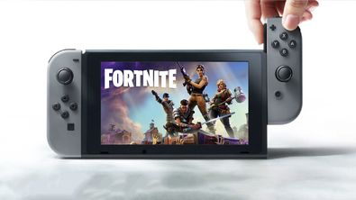 Stort spillnettsted hevder Fortnite kommer til Nintendo Switch
