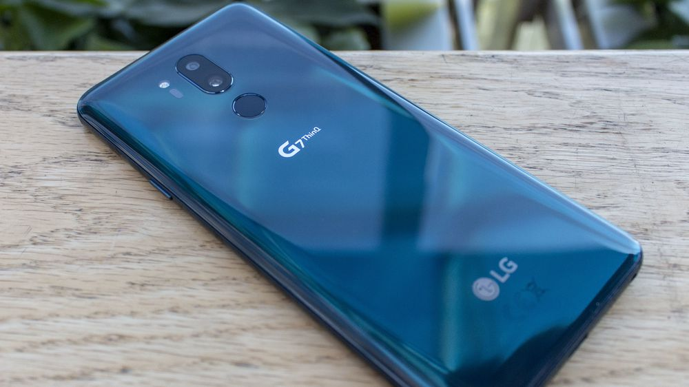 TEST: LG G7 ThinQ
