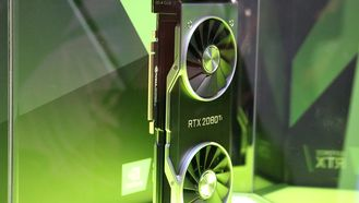 GeForce RTX 2070 slippes 17. oktober