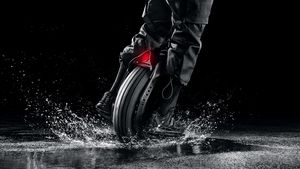 Internt i Segway kalles den bare «The Beast»