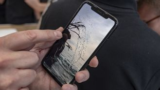 Dette står r-en i iPhone Xr for