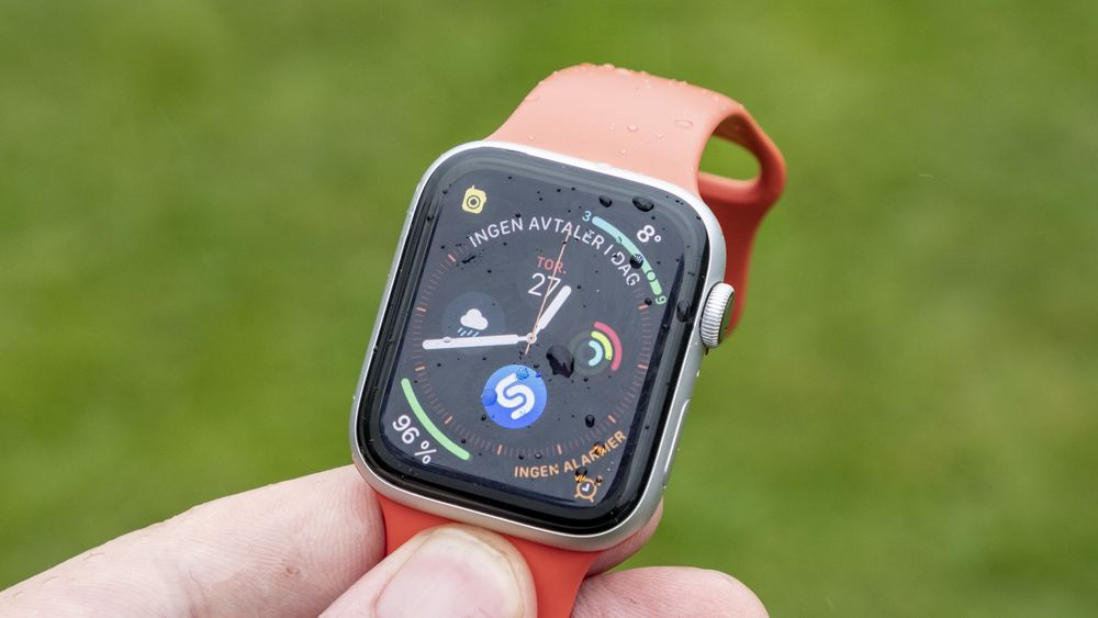 TEST: Apple Watch series 4