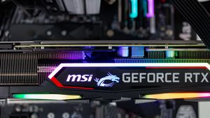 MSI GeForce RTX 2080 Gaming X Trio HDMI 3xDP 8GB