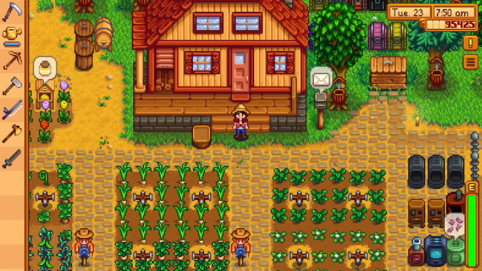 Gårdssimulatoren Stardew Valley kommer til iPhone og iPad.