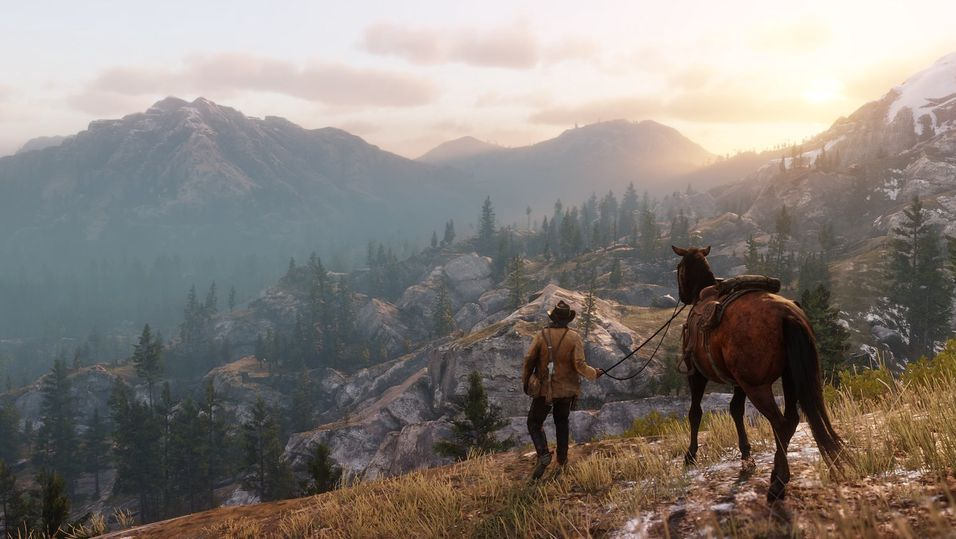 Ekstreme salgstall for Red Dead Redemption 2