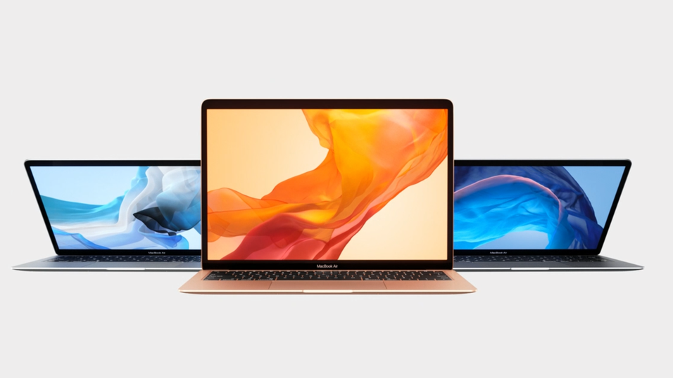 Apple viste frem helt ny MacBook Air