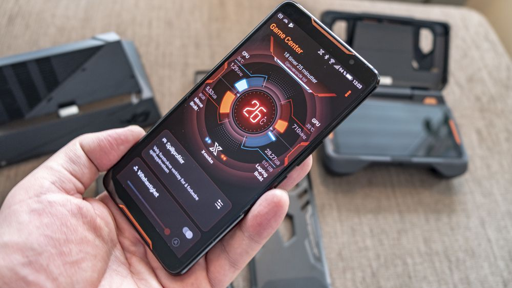 TEST: ASUS ROG Phone