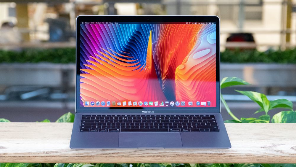 TEST: Apple MacBook Air (Sen 2018)