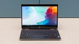 HP Spectre x360 13-AP0803no