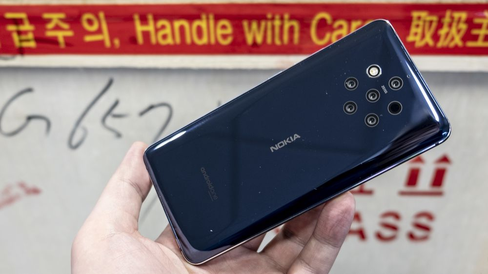 TEST: Nokia 9 PureView