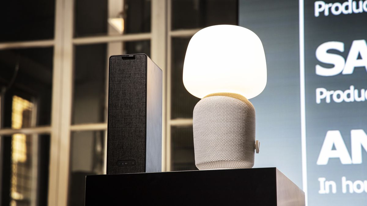 SNICT: Ikea Symphonic Ikea and Sonos launched loudspeakers together