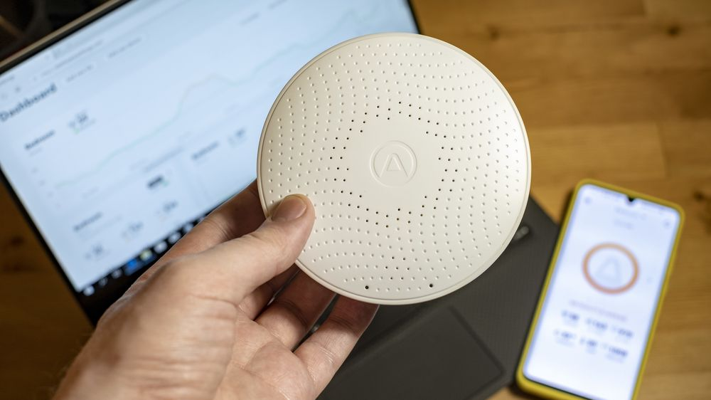 TEST: Airthings Wave Plus
