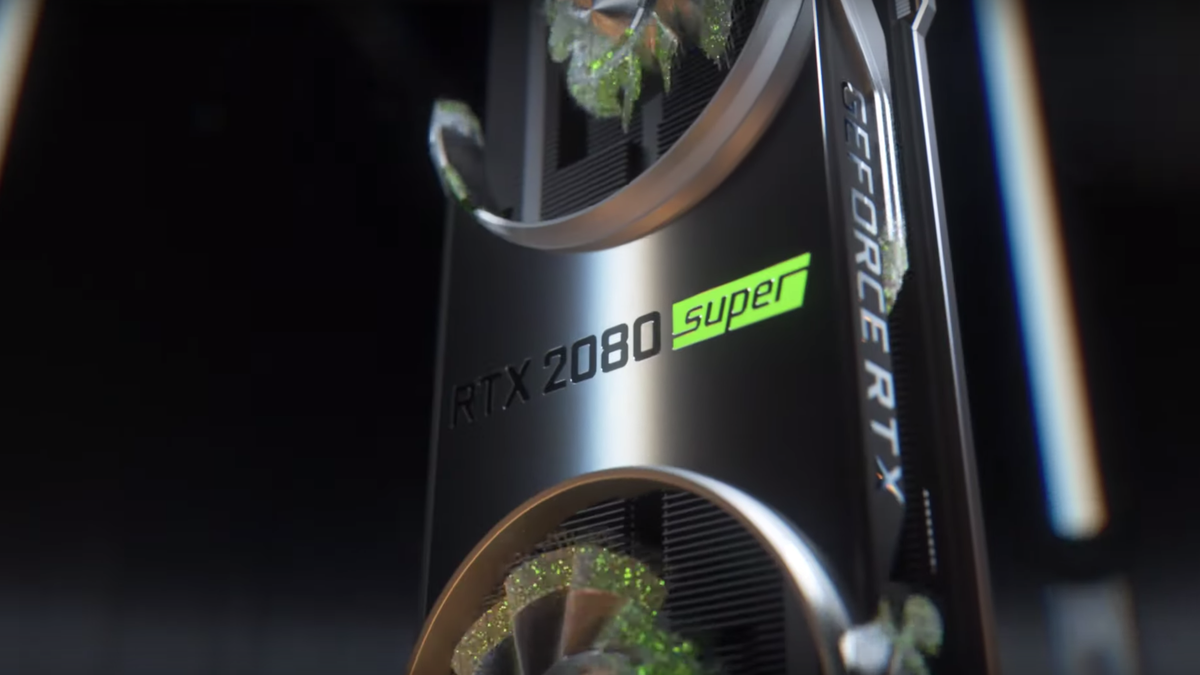 Yes – now Nvidia's graphics card has become