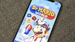 Dr. Mario World er sluppet for mobil