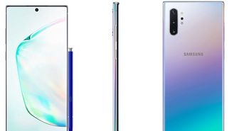 Galaxy Note 10 får lynhurtig lading