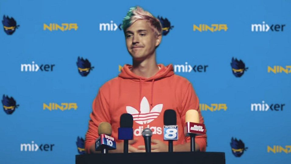«Ninja» har nådd en million abonnenter på Mixer