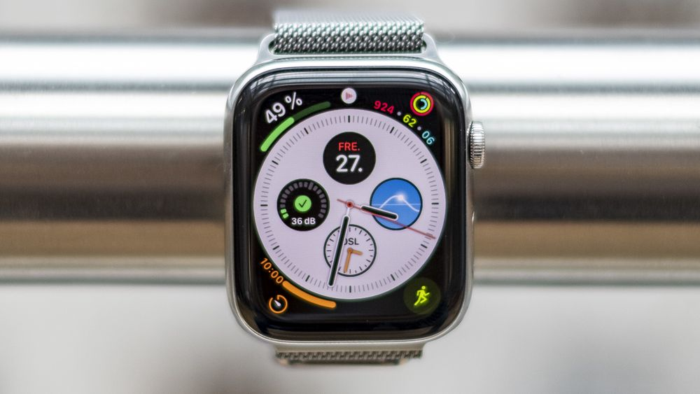 TEST: Apple Watch series 5