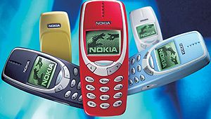 Retrotest: Nokia 3310