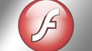 Oppdaterer Flash Player