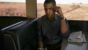 Obama må forkaste Blackberry-en sin
