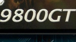 Døper om Geforce 9000-serien