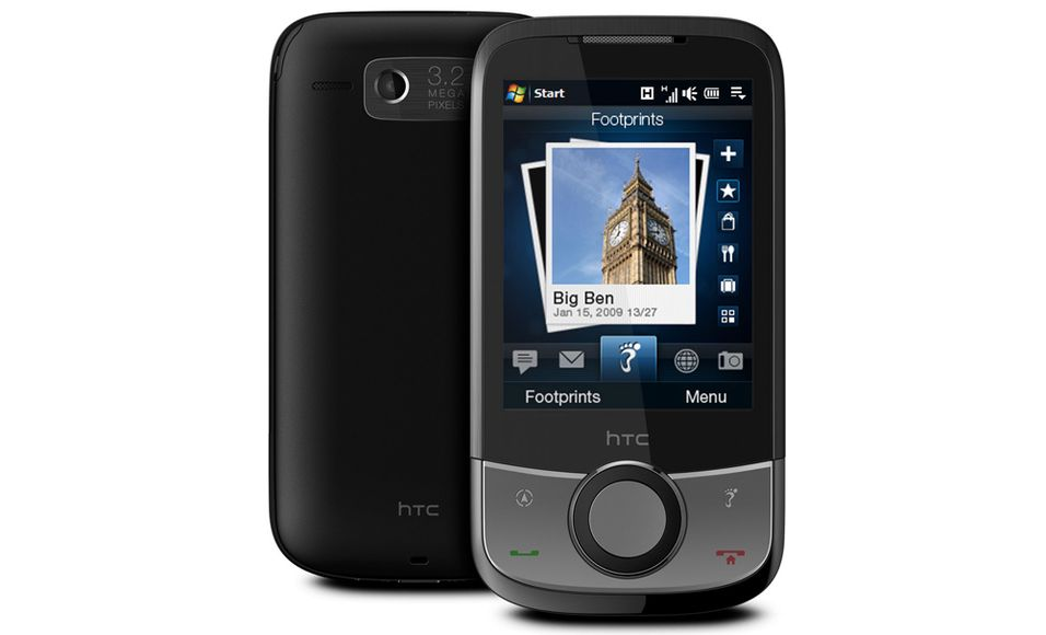 TEST: HTC Touch Cruise 2