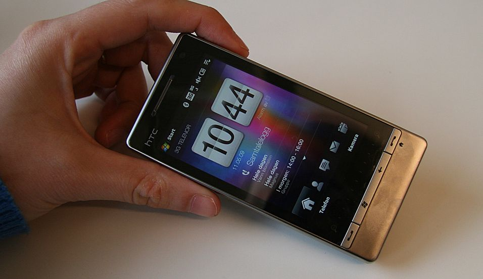 TEST: HTC Touch Diamond 2