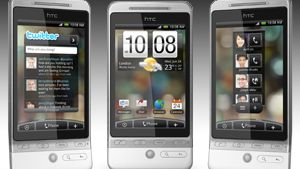 HTC lanserer Android-mobilen Hero