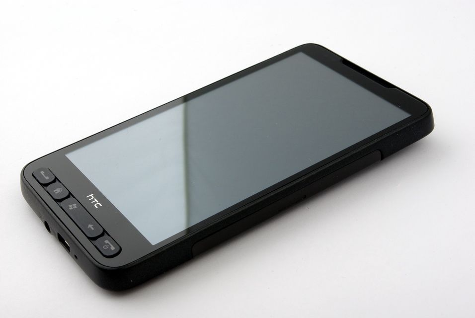 TEST: HTC HD2