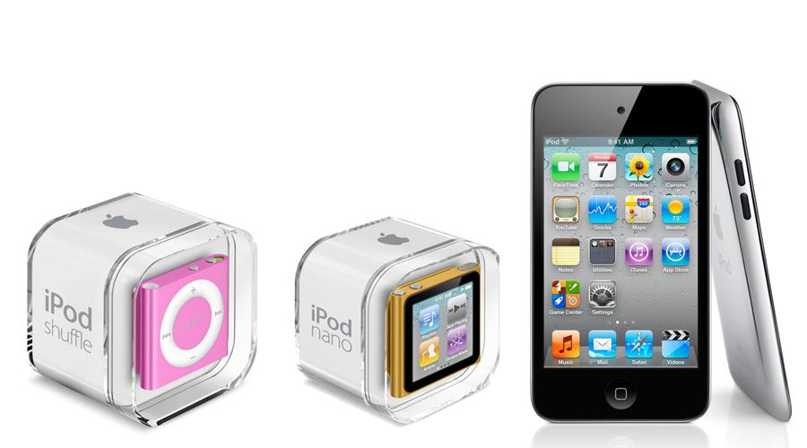 TEST: Apples Ipods