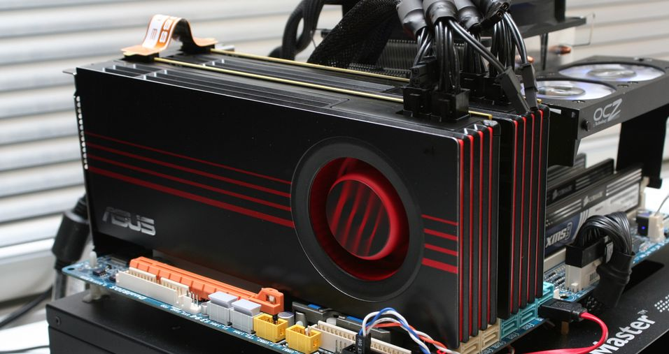 TEST: Asus Radeon HD 6870 CrossfireX