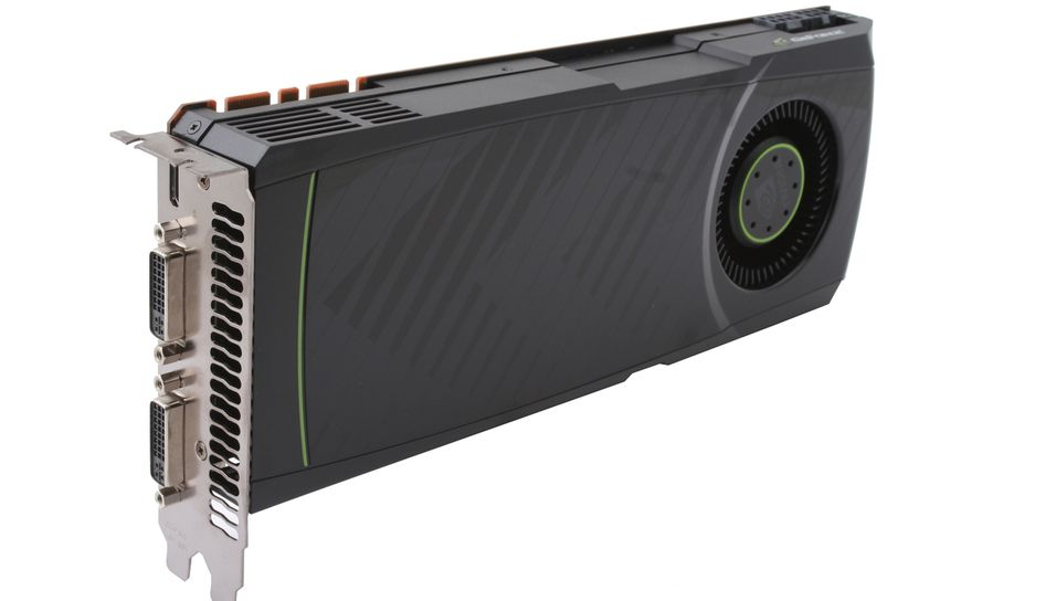 TEST: Nvidia Geforce GTX 580