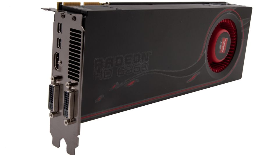 TEST: AMD Radeon HD 6950