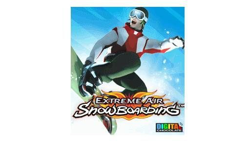3D Extreme Air Snowboarding